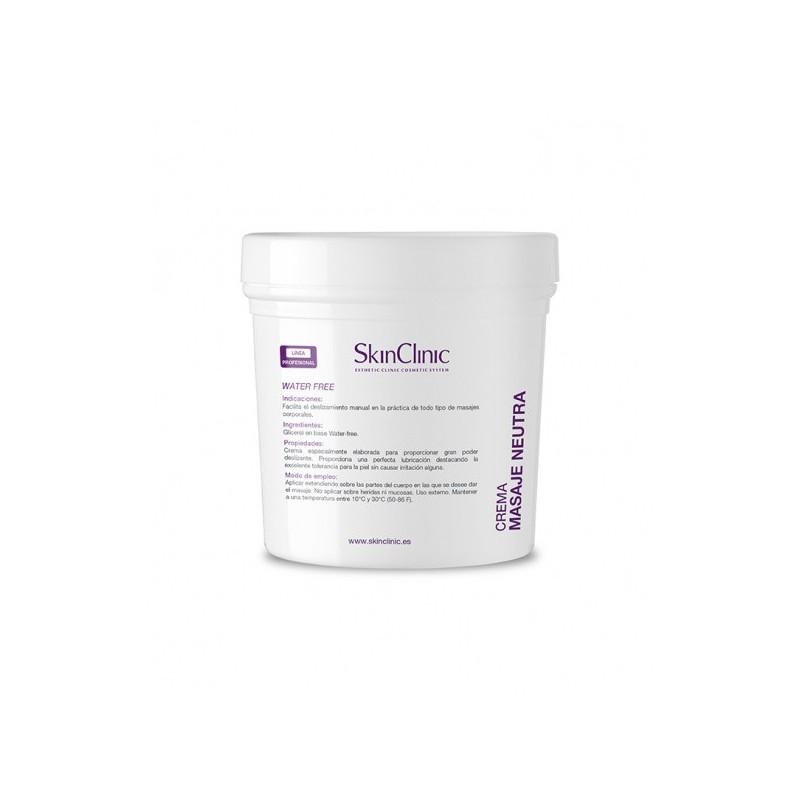 Crème de massage 1000 ml.