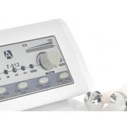 Alta frecuencia + ultrasonidos