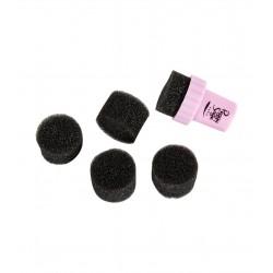 Esponjas aplicador nail art (5u)