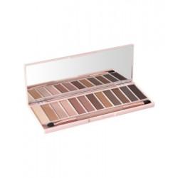 Paleta sombras ojos - nude shades - 12x2.2g