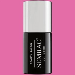Esmalte Semilac Beauty Salon 906 Strong Pink 7ml