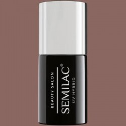 Esmalte Semilac Beauty Salon 914 Nude Latte 7ml