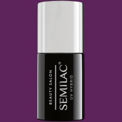 Esmalte Semilac Beauty Salon 916 Deep Plum 7ml