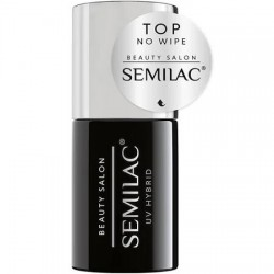 Esmalte Semilac Beauty Salon Top No Wipe 11ml
