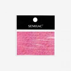Semilac Transfer Foil Holo Pink nº748