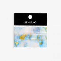 Semilac Foil Blue Marble nº07