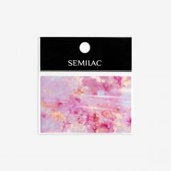 Semilac Foil Rose Gold...