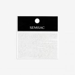 Semilac Foil White Lace nº13