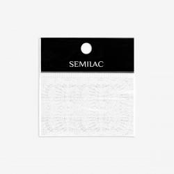 Semilac Foil White Lace nº16