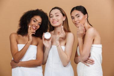 Tipos de maquillaje según el color de piel